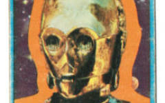 Allen's and Regina C-3PO Card