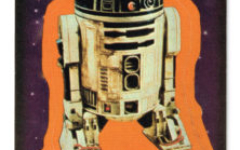 Topps USA Star Wars sticker no.6