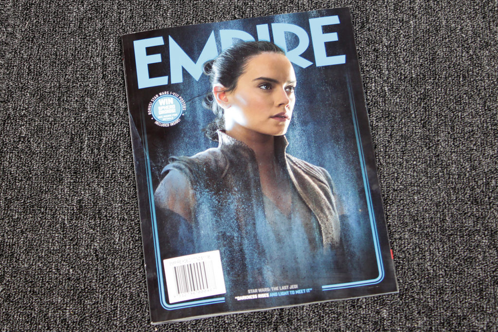 December 2017 Empire Magazine