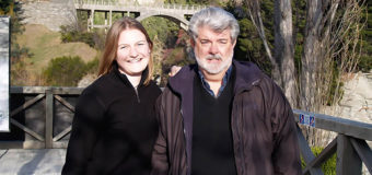 George Lucas in New Zealand
