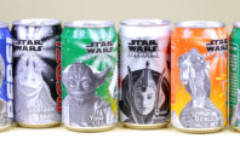 Pepsi 1999 Star Wars cans (New Zealand)