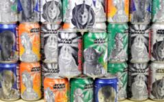 Star Wars Pepsi cans (NZ, 1999)