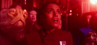 Maisie Richardson-Sellers at Armageddon