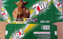 7-Up Star Wars 12-pack box (NZ, 1999)