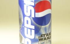 Anakin Skywalker Pepsi can (NZ, 1999)