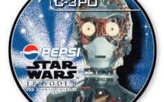C-3PO Pepsi card (NZ, 1999)