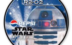 R2-D2 Pepsi card (NZ, 1999)