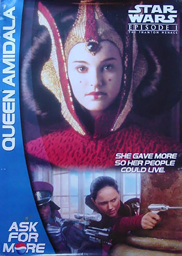 Pepsi Promo Poster (NZ, 1999)