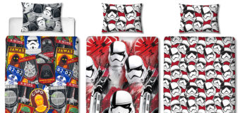 New Star Wars Bedspreads at BuyInvite