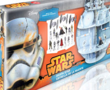 Cardboard Death Star Playset at BuyInvite