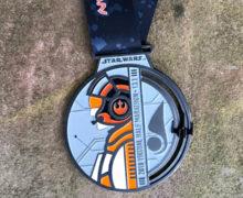 Official runDisney Star Wars Virtual Half Marathon
