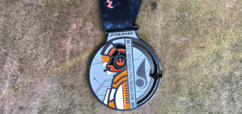Official runDisney Star Wars Virtual Half Marathon