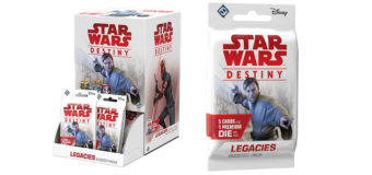 New Star Wars: Destiny Starter and Booster Packs