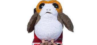 Plush Porg at NZ Gameshop