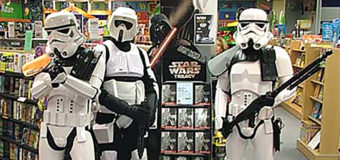 The 501st Celebrates Original Trilogy DVDs