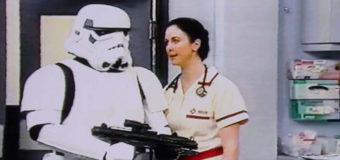Shortland Street Stormtrooper