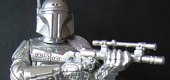 Quick Review – Silver Boba Fett