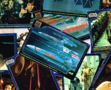 Confection Concepts Star Wars Postacards, 1997
