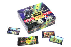 Confection Concepts Star Wars Cards, Box and Wrapper