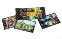 Confection Concepts Star Wars Cards and Wrapper