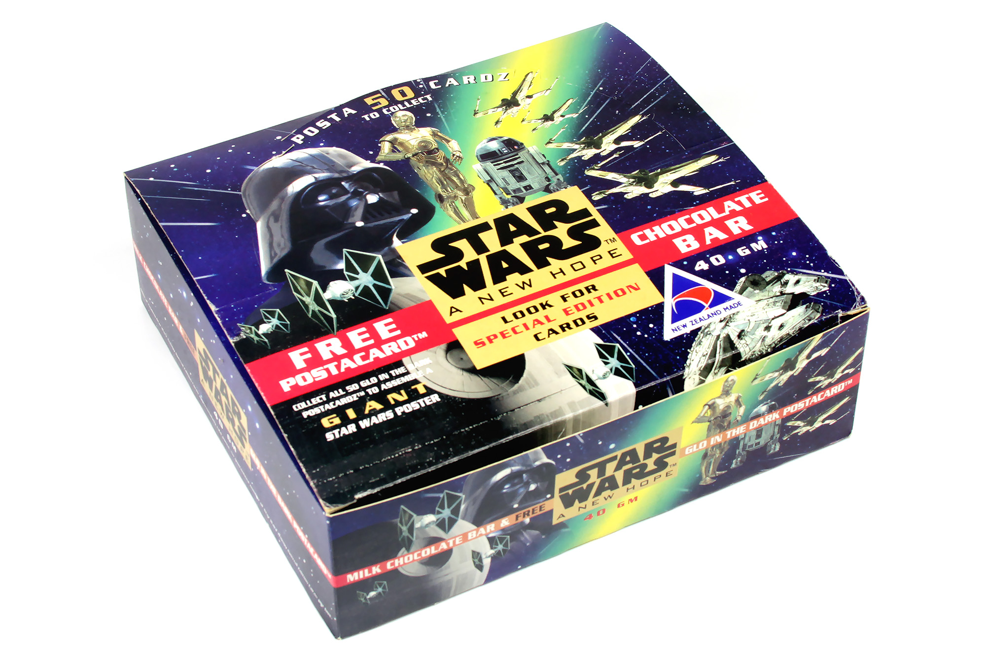 Confection Concepts Star Wars Counter-Top Box