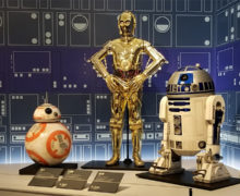 Rebel, Jedi, Princess, Queen: Star Wars and the Power of Costume Exhibition