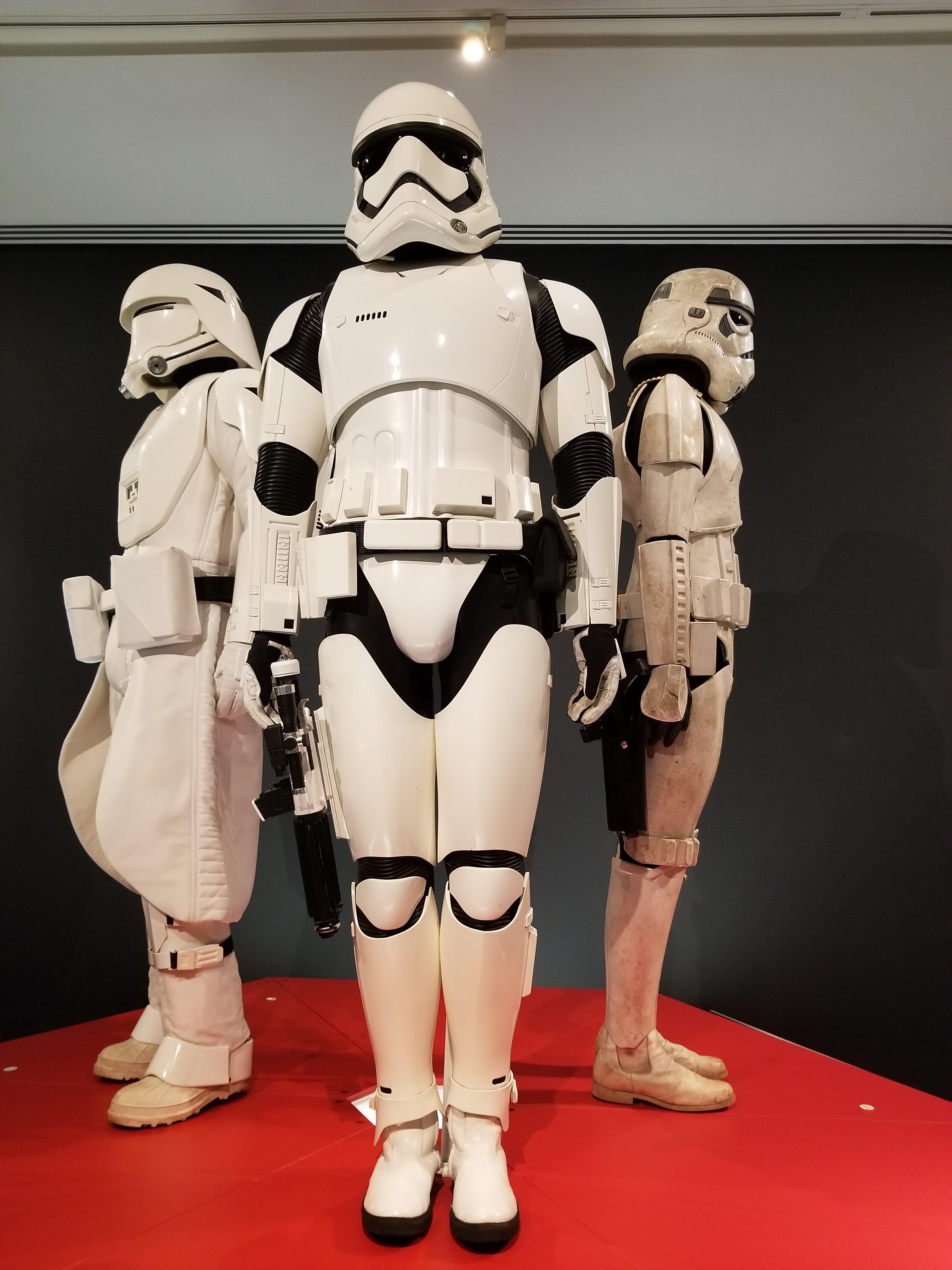 Smithsonian Star Wars Costume Tour