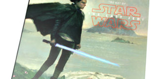 Book Review – The Art of Star Wars: The Last Jedi