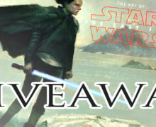Giveaway – The Art of Star Wars: The Last Jedi