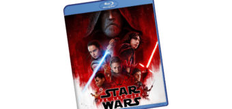 The Last Jedi Blu-Ray and DVD Options