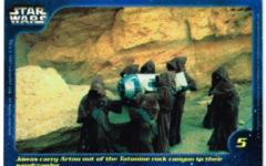 Confection Concepts Star Wars Card 05