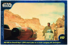 Confection Concepts Star Wars Card 10