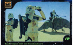 Confection Concepts Star Wars Card 12