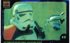 Confection Concepts Star Wars Card 15