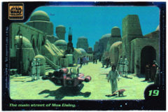 Confection Concepts Star Wars Card 19
