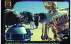 Confection Concepts Star Wars Card 21