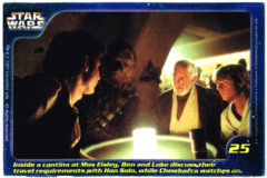 Confection Concepts Star Wars Card 25