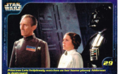 Confection Concepts Star Wars Card 29