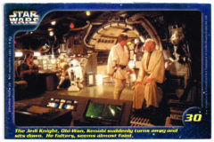 Confection Concepts Star Wars Card 30