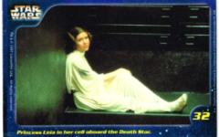 Confection Concepts Star Wars Card 32