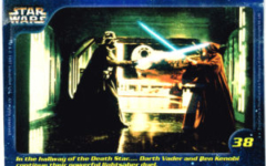 Confection Concepts Star Wars Card 38