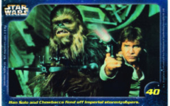 Confection Concepts Star Wars Card 40