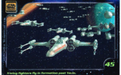 Confection Concepts Star Wars Card 45