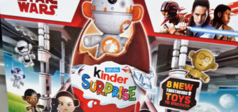 2018 Star Wars Kinder Surprise Series