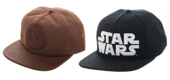 New Star Wars Caps at Mighty Ape