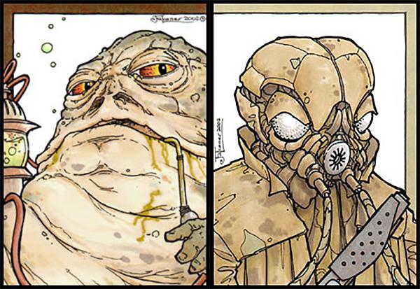 Star Wars Artists' Guild