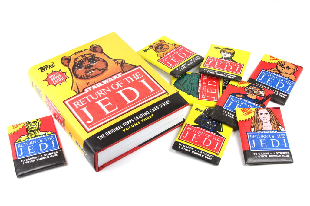 Return of the Jedi: The Original Topps Trading Cards
