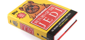 Book Review – Return of the Jedi: The Original Topps Trading Card Series