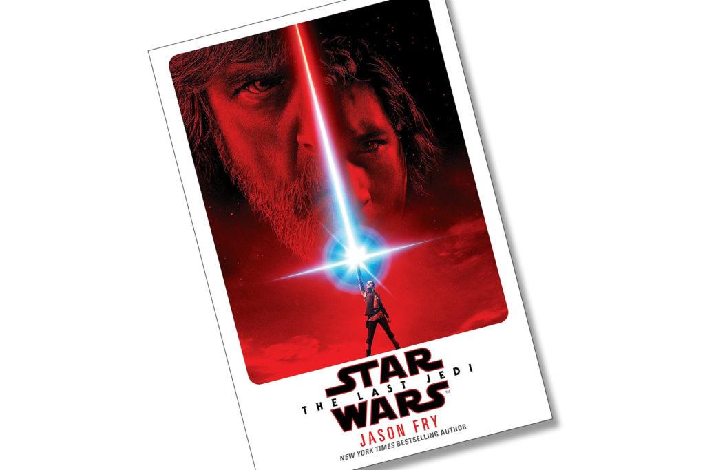 The Last Jedi Novel