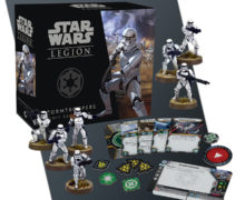 Star Wars Legion Expansions